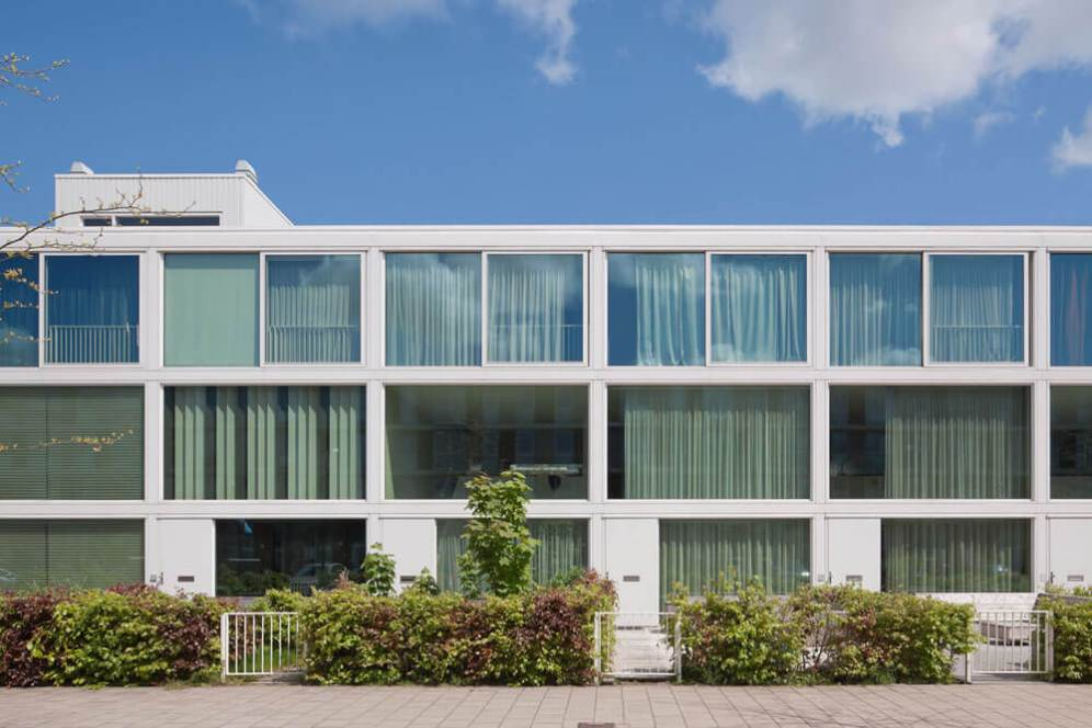 23 Town Houses in Amsterdam, Amsterdam, Netherlands, Atelier Kempe Thill