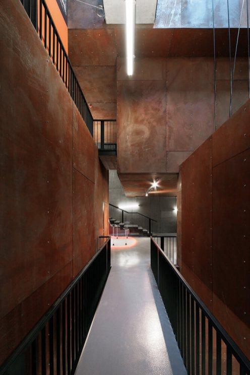 Kemenes Volcanopark Visitor Center, Celldömölk, Hungary, Földes Architects