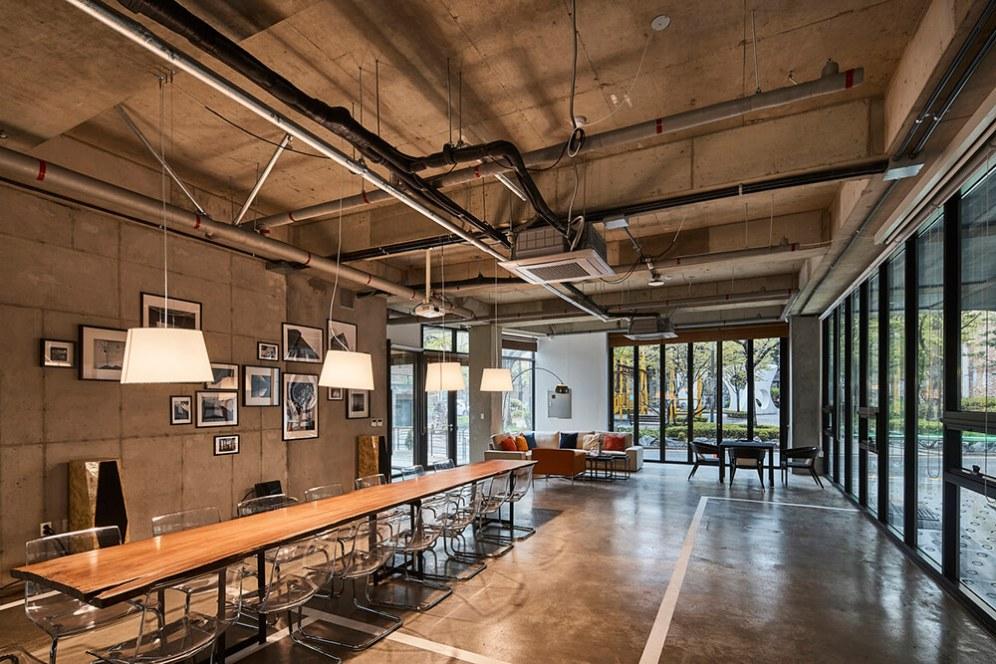 I Tower, Seoul, South Korea, Schmidt Hammer Lassen Architects, Chiasmus Partners