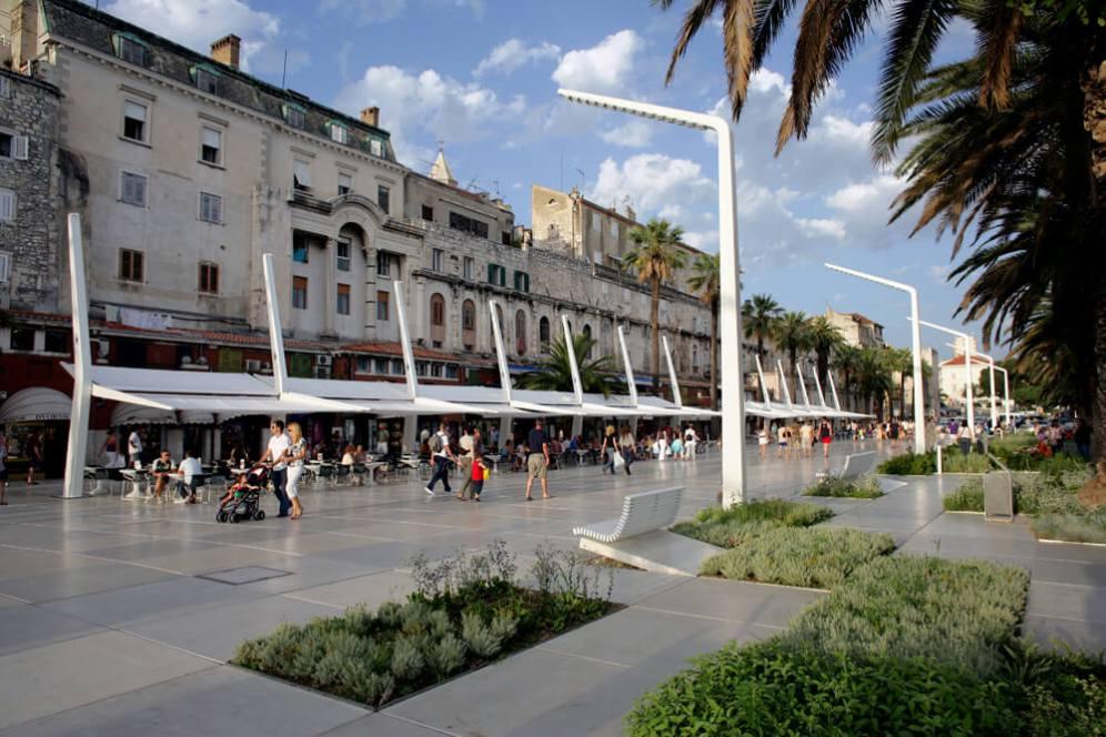 Riva Split Waterfront, Split, Croatia, 3LHD