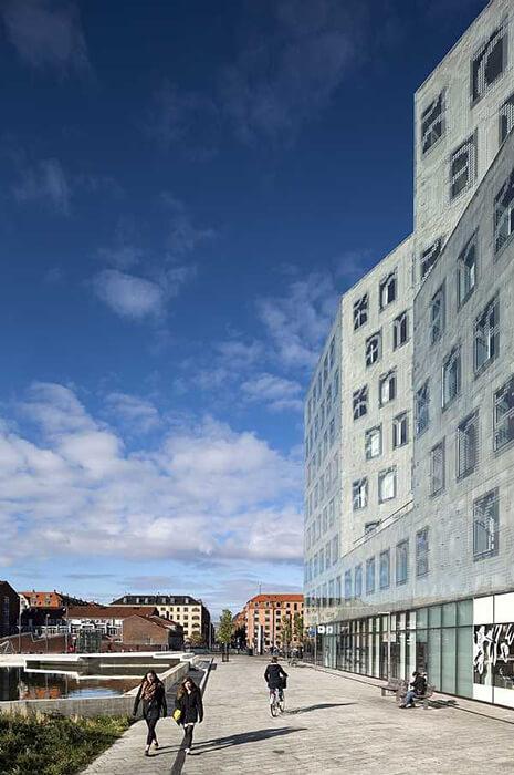 Metropolen Offices, Copenhagen, Denmark, C.F. Møller Architects