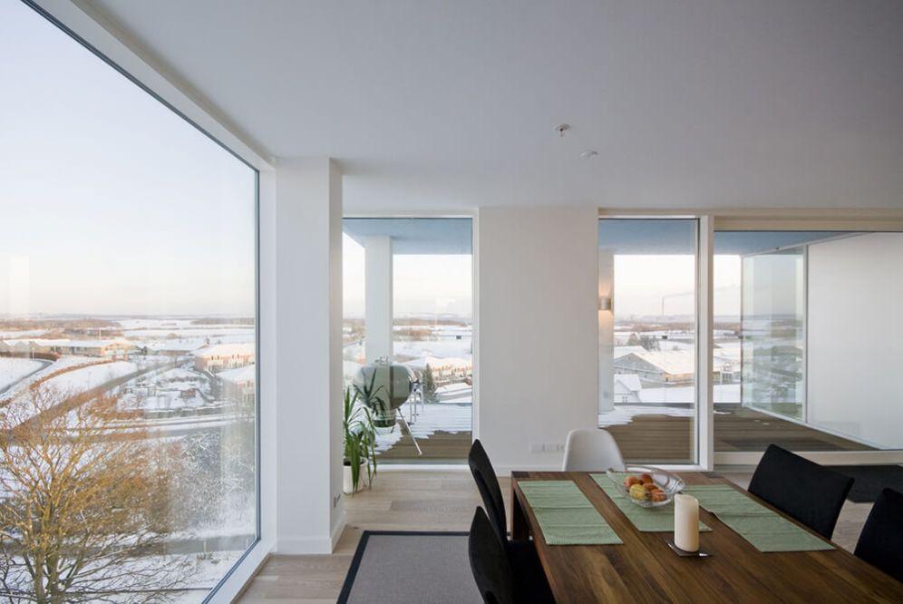 Siloetten, Løgten, Denmark, C.F. Møller Architects, Christian Carlsen Arkitektfirma