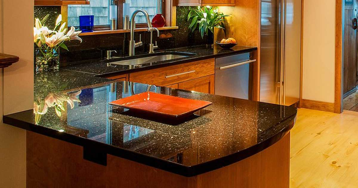 10 Delightful Granite Countertop Colors With Names And