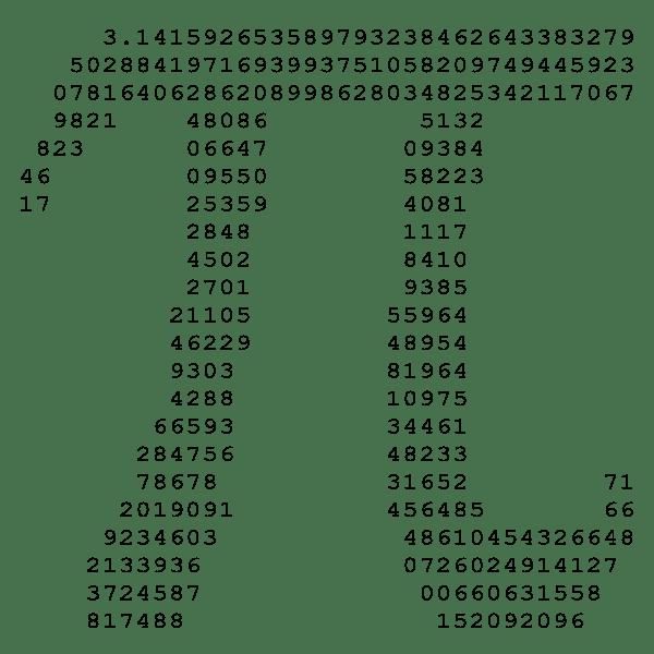 Ascii symbol art  ASCII art  2019-04-25