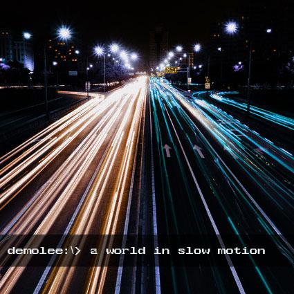 (qd-4246) Demolee - A World in Slow Motion