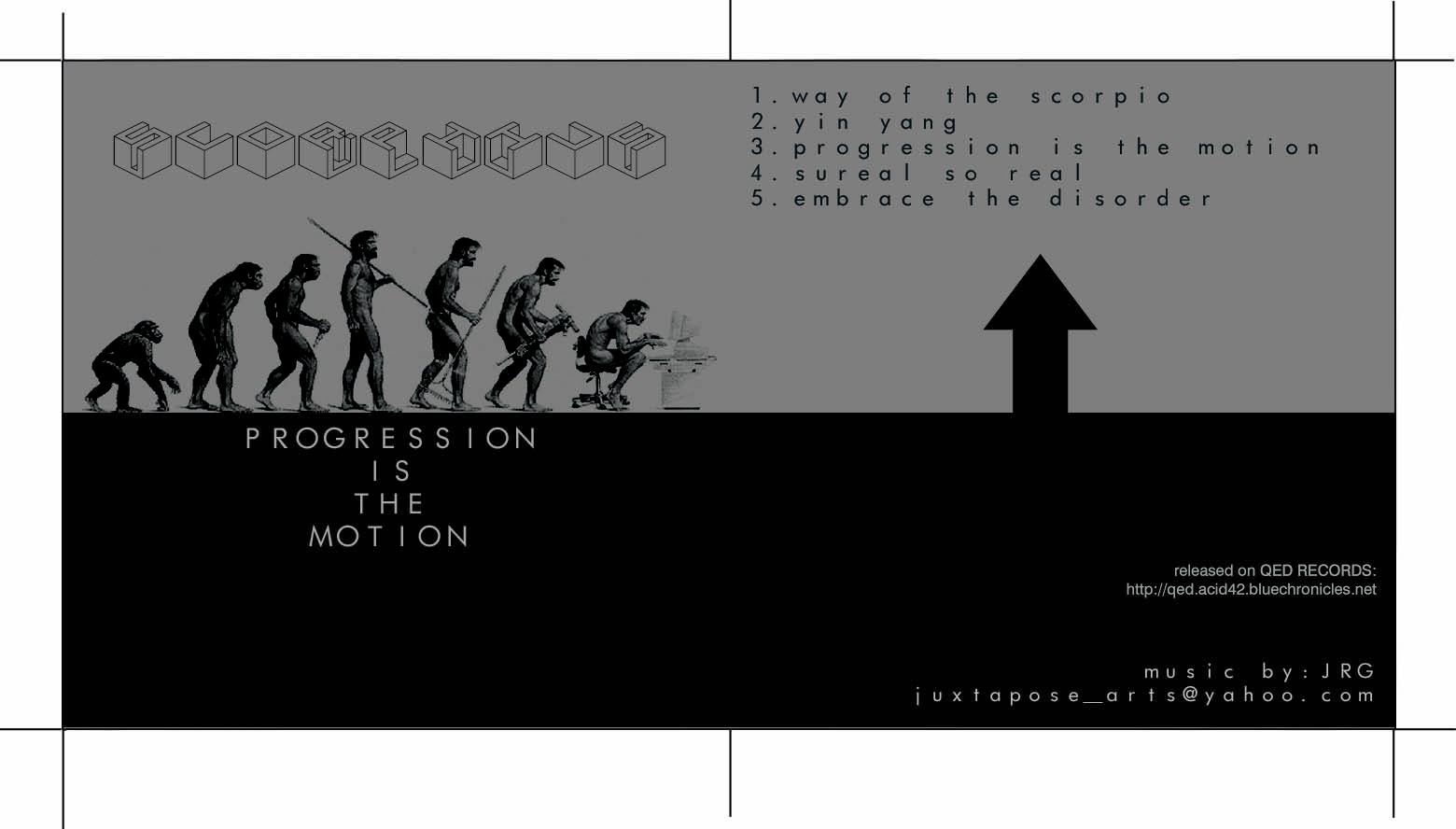 (qd-4207) Scorphius - Progression is the Motion