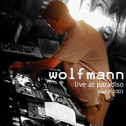 (qd-4239) Wolfmann -Live at Paradiso