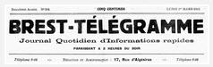 brest telegramme