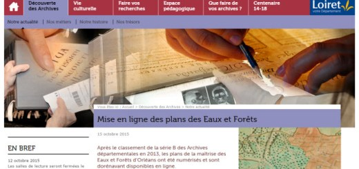 archives du Loiret