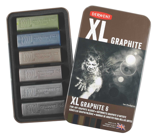 XL Graphite 6 tin