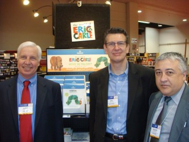 Jim Allery, Eric Joan, CEO at Hamelin & Jacques  Joly
