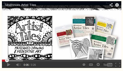 Artist Tiles Video Cover New