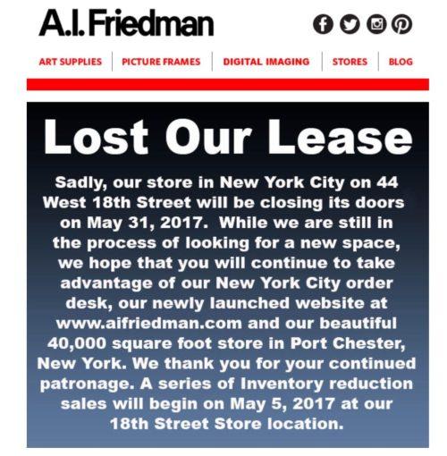 AI Friedman