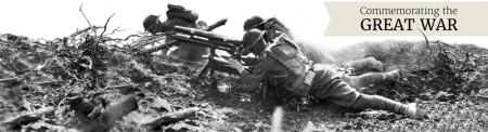 World War I Centennial   National Archives Gun crew from Regimental Headquarters Company  23rd Infantry  firing 37 mm  gun during an advance on German entrenched positions  View in Catalog