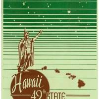 52 Years of Hawaii Statehood