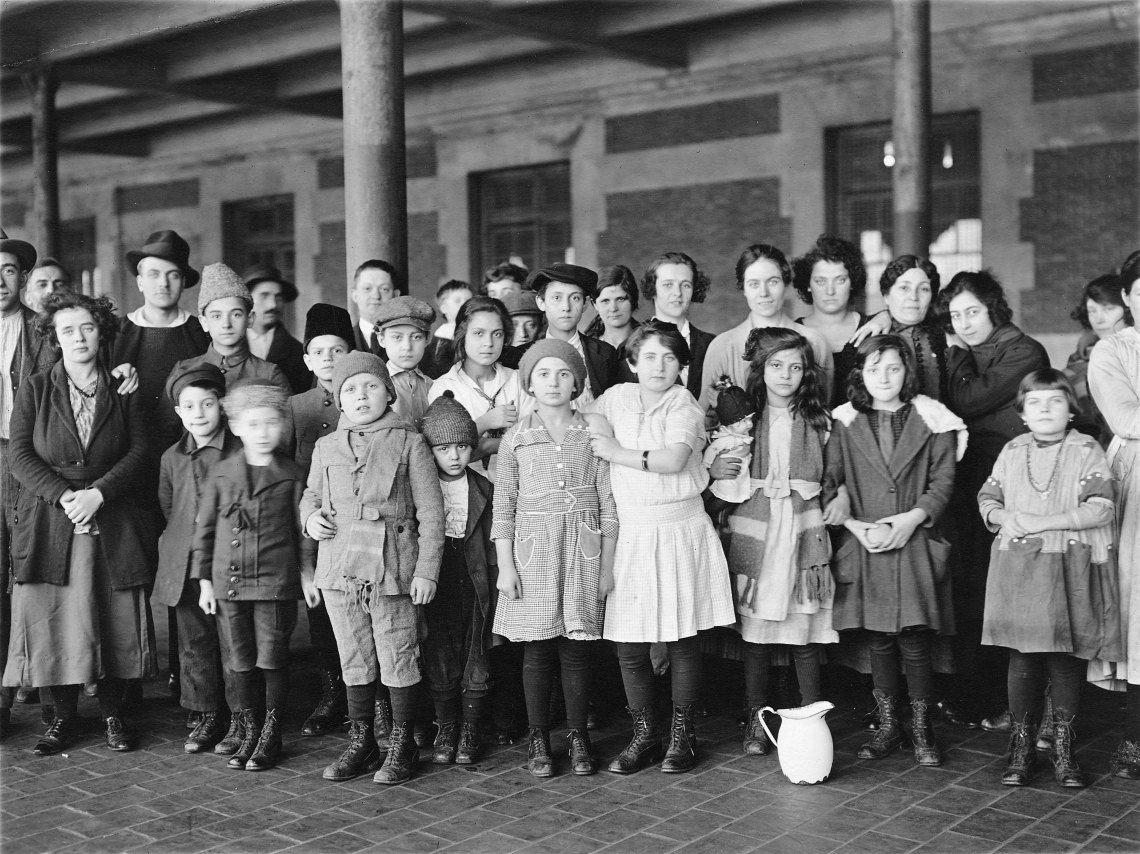 immigrant children ellis island Korean Mens Fashion