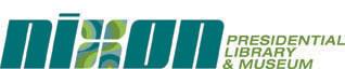 Nixon Library logo
