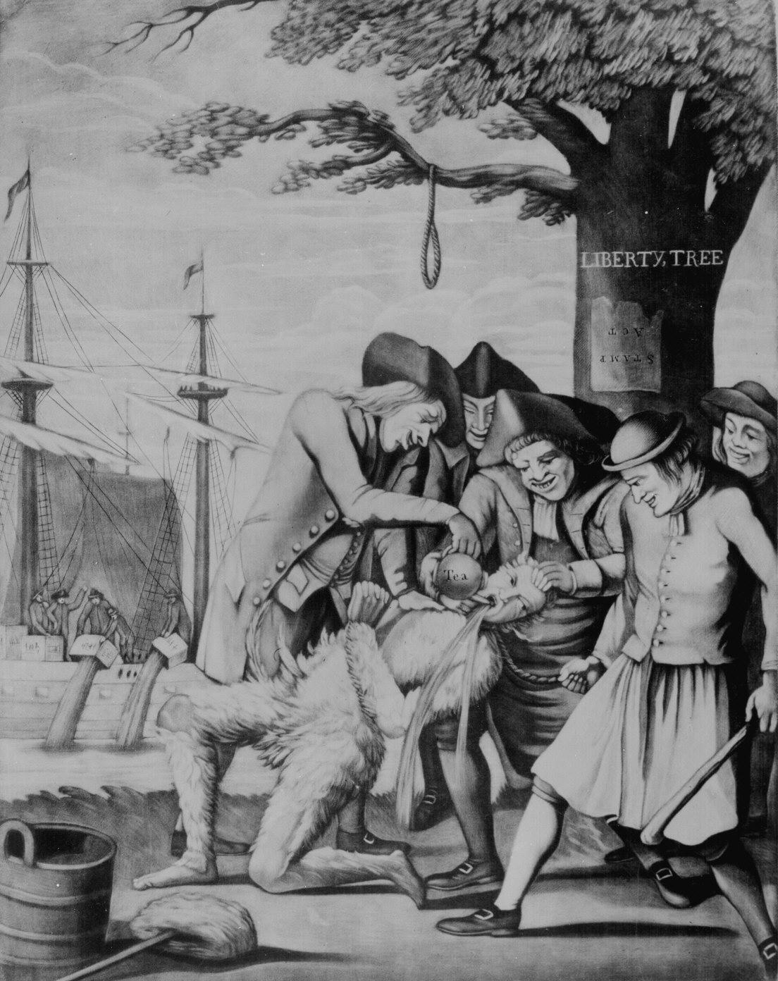 The American Revolution Historic Thinking Dbq Copy