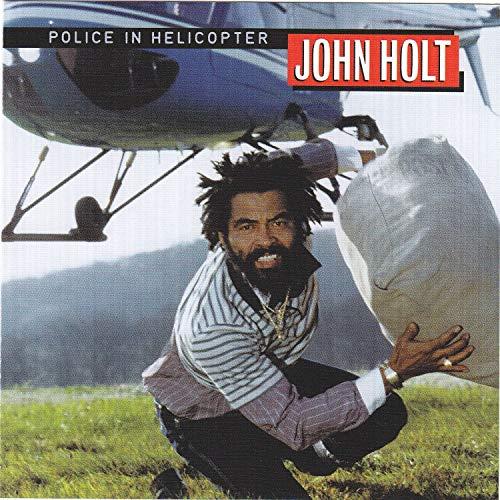 John Holt : Police In Helicopter (1983) - Les Archives des Années 80