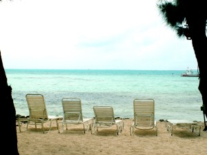 Rum Point Beach Chairs
