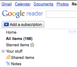 Crazy Full Google™ Reader