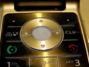 Broken Motorola Krzr2