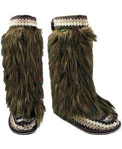 Shag Boots