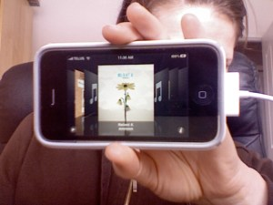 iPhone™ con musica!