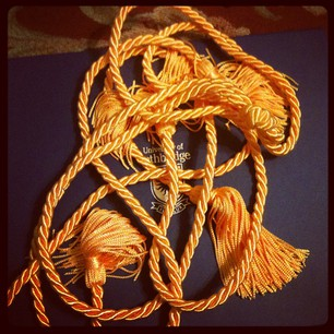 University of Lethbridge Graduation Ropes
