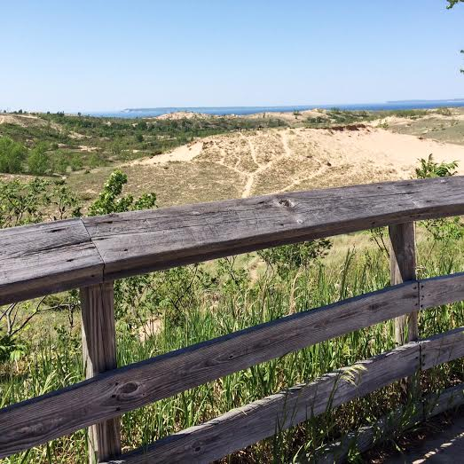 Pierce Stocking Dune Overlook