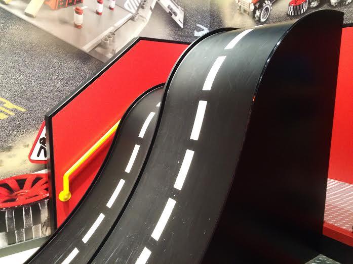 Legoland ramp