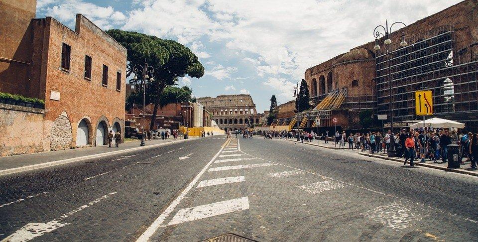 culture shock rome