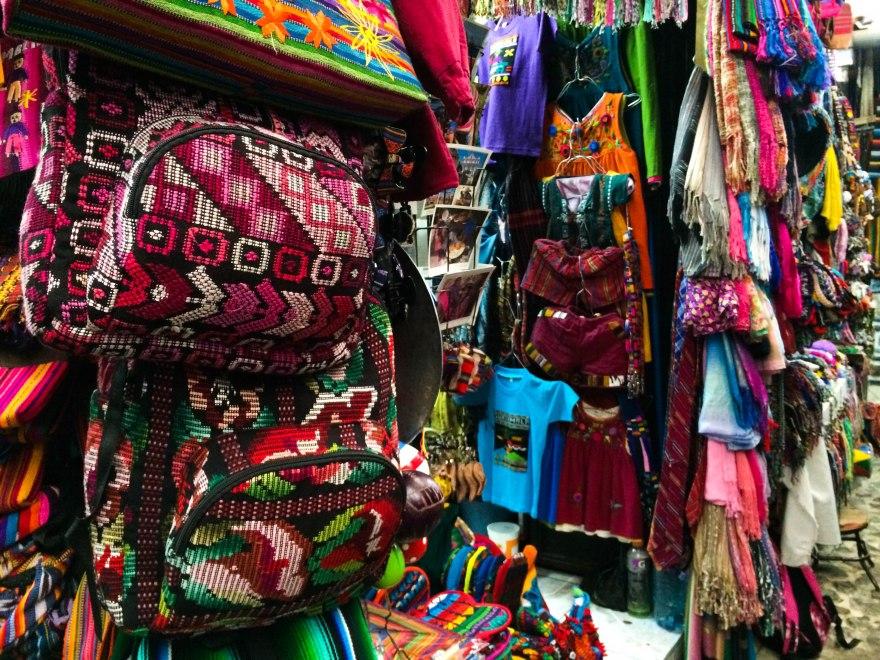Antigua Artisan Market
