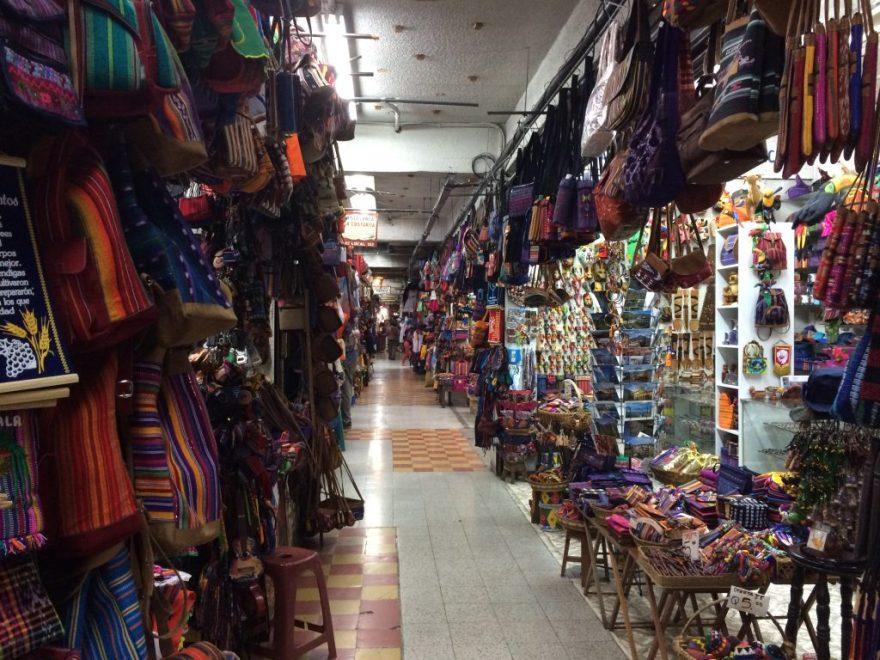 Market - Guatemala City