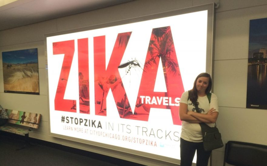 Zika Virus Airport