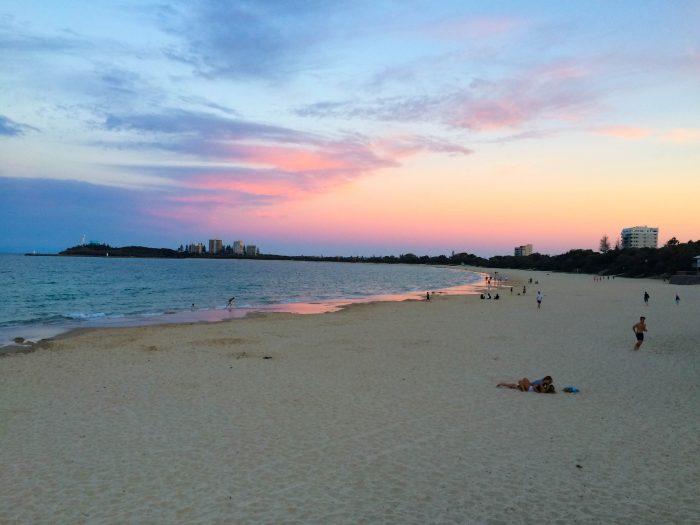 Sunshine Coast_Mooloolaba Beach