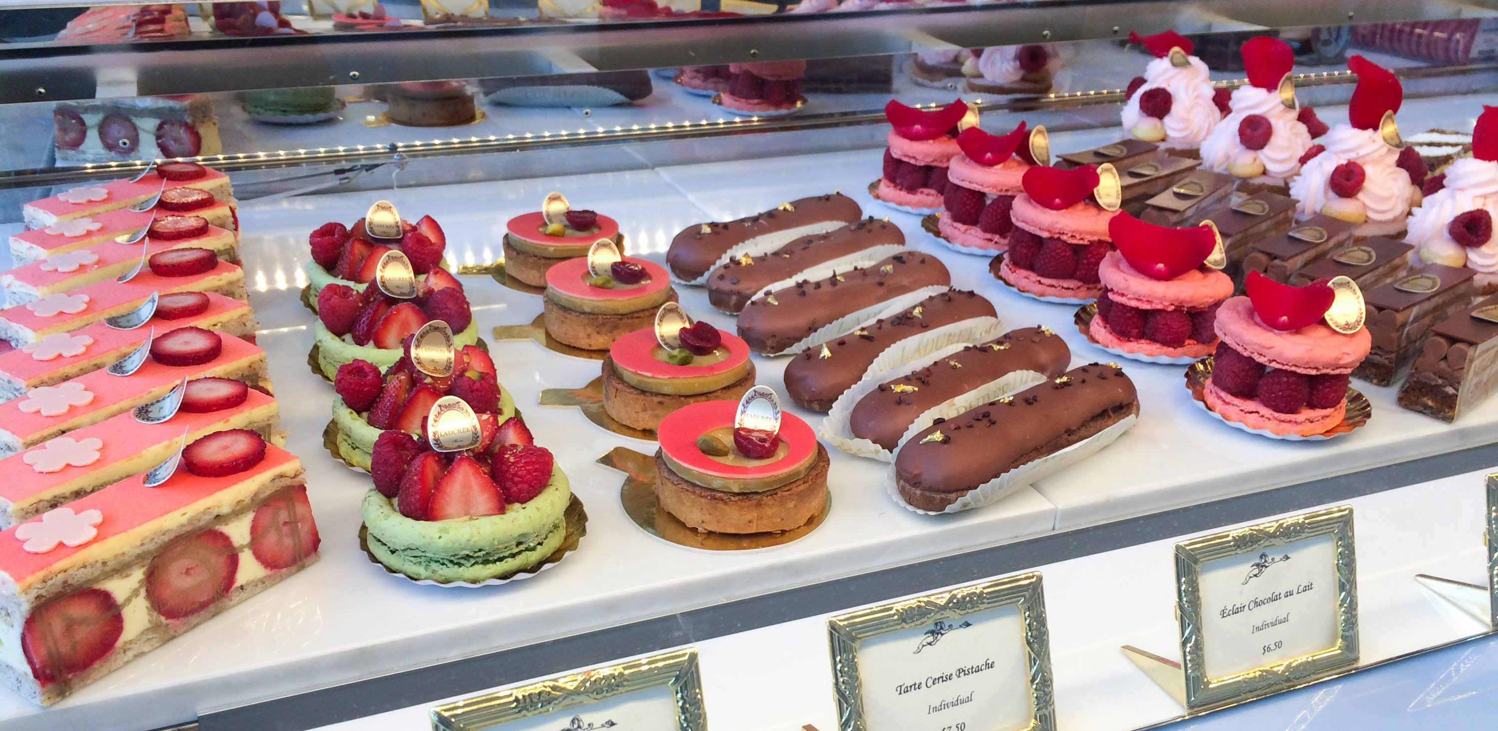 If you're looking to indulge in some sweet treats, here is where you can find the best desserts in Georgetown, Washington DC!