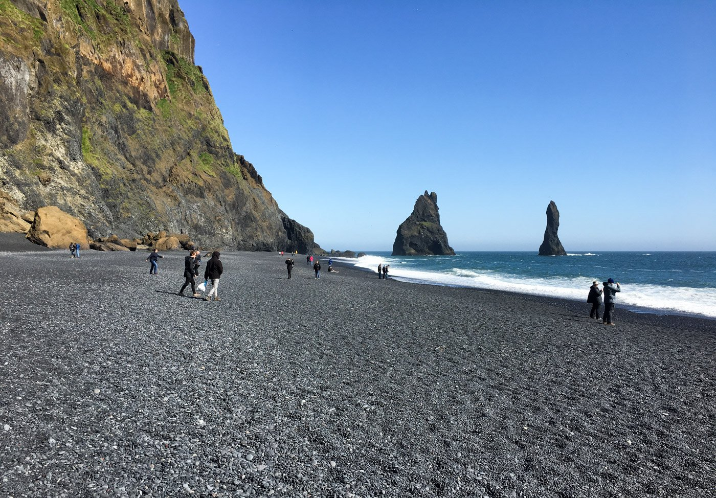 If you've come to Iceland to see incredible waterfalls and black sand beaches, add this self-drive south coast Iceland tour to your itinerary!