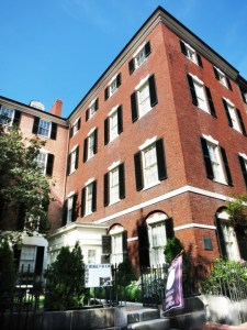 The Nichols House Museum in Beacon Hill