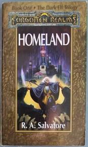 """Cover, """"Homeland"""""""
