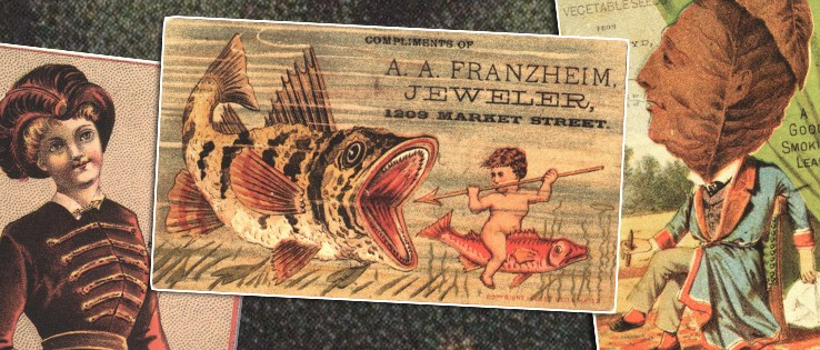 Featured Image: Victorian Trade Cards of Wheeling West Virginia