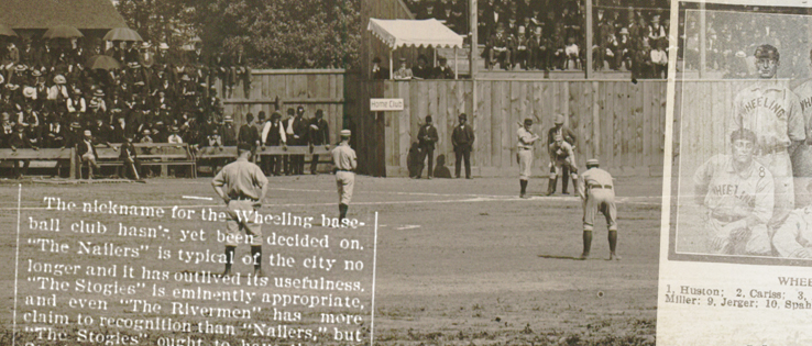 Featured Image: Wheeling Baseball and Soda Pop, Part 1