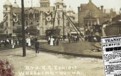 Featured Image: Hempfield Yard Lot, Wheeling, W. Va.