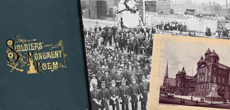 Featured Image: Soldiers' & Sailors' Monument of Wheeling