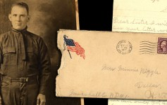 From Camp Lee to the Great War: The Letters of Lester Scott and Charles Riggle: Podcast Episode 14