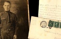 From Camp Lee to the Great War: The Letters of Lester Scott and Charles Riggle: Podcast Episode 26