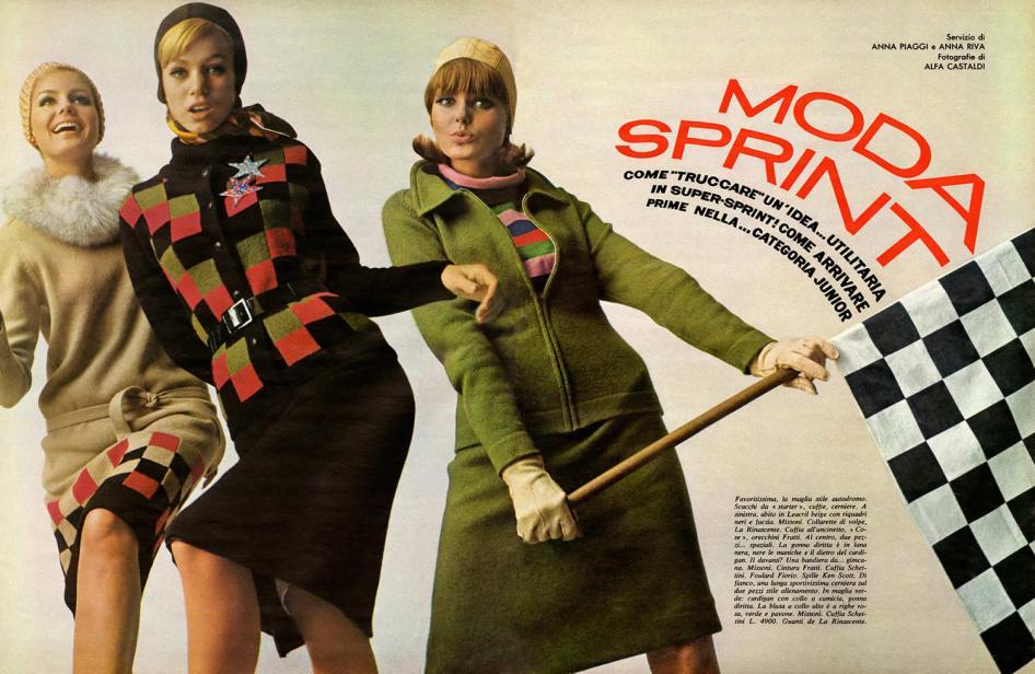1964 ARIANNA Moda sprint
