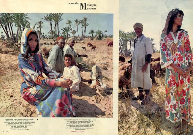 1968 ALBA La moda viaggia