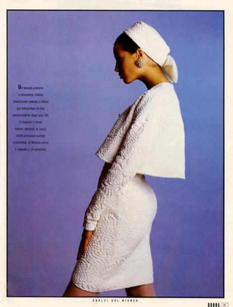 1988 DONNA Sbalzi sul bianco