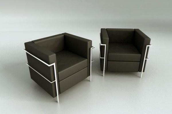 Le Corbusier LC2